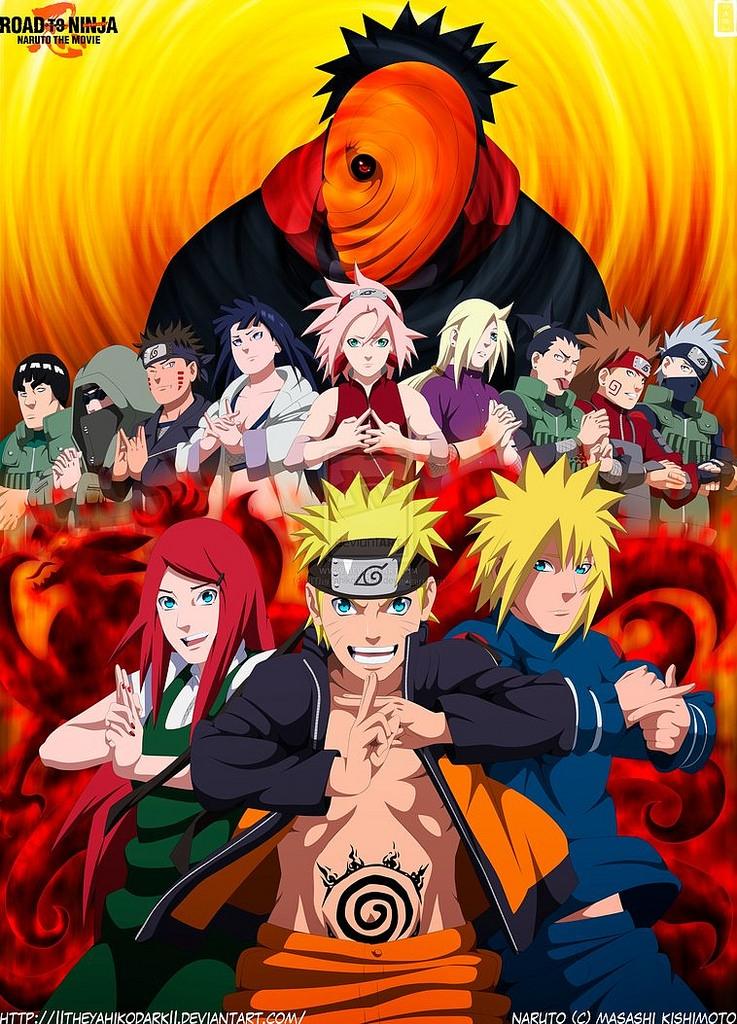 Naruto Phần 2 - Naruto Shippuuden (2007)
