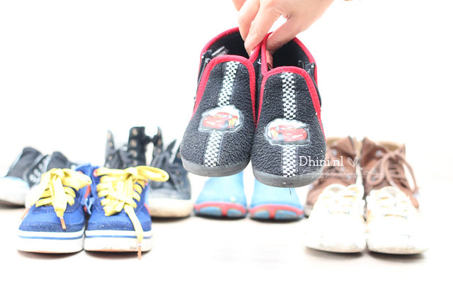 Dj`s shoes