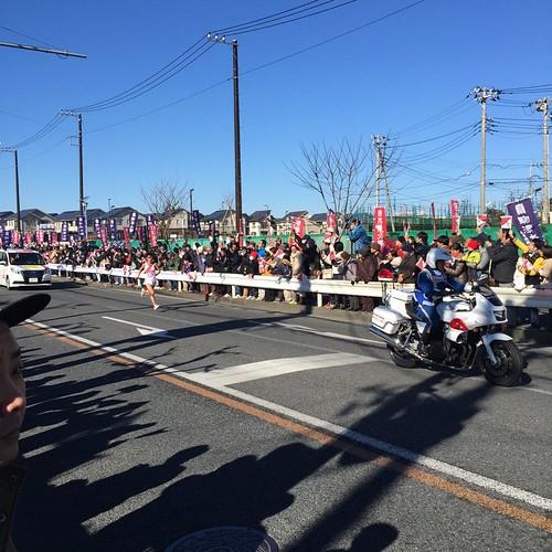 箱根駅伝2015
