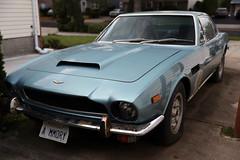1974 Aston Martin V8 Coupé