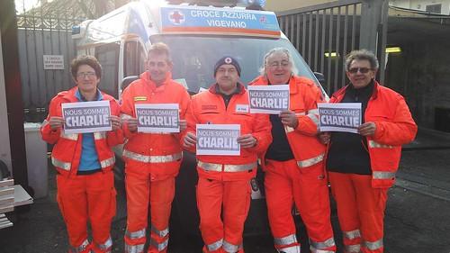 #JeSuisCharlie  da Vigevano