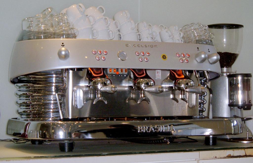 Industrial Espresso Maker
