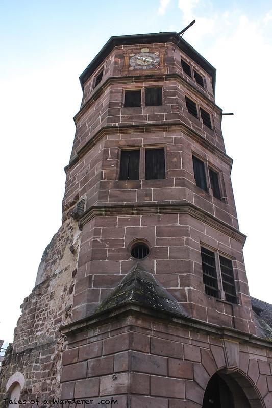 CALW - HIRSAU - Kloster Hirsau 'Kloster St. Peter und Paul'