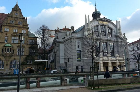 Bielefeld - Stadttheater