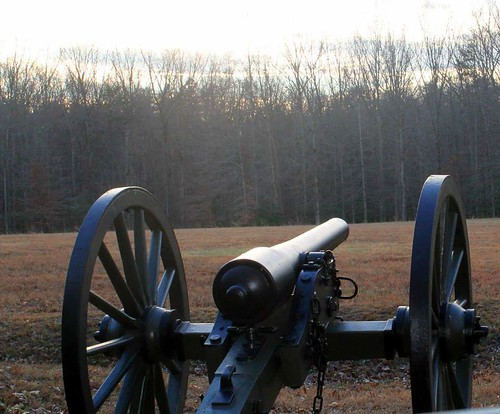 Spotsylvania Battlefield Virginia