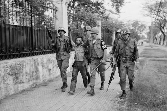 SAIGON 1968 - Trận tấn công Tòa ĐS Mỹ