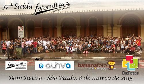 Oficial da 37ª Saída Fotocultura: Bom Retiro
