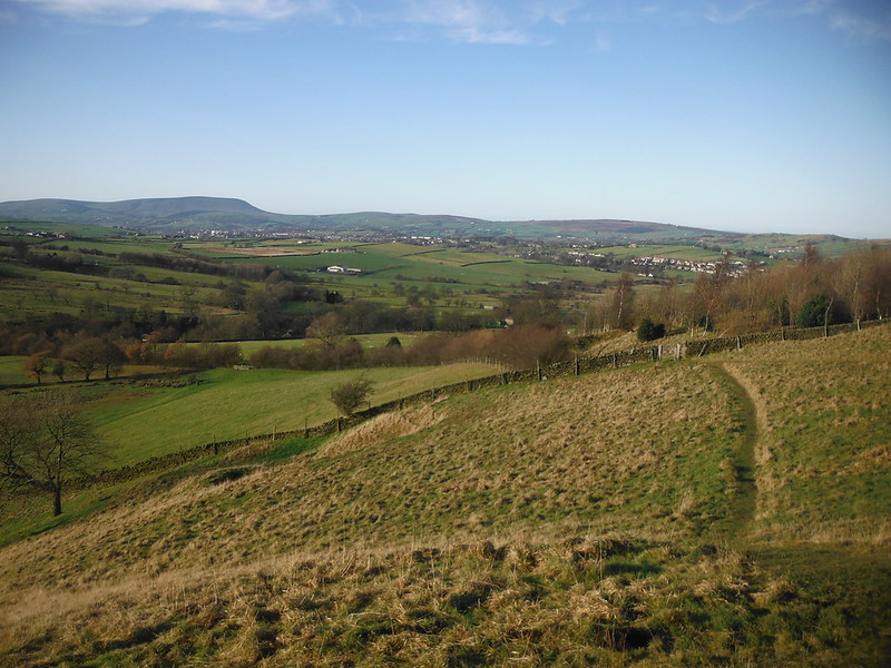 Above Wycoller