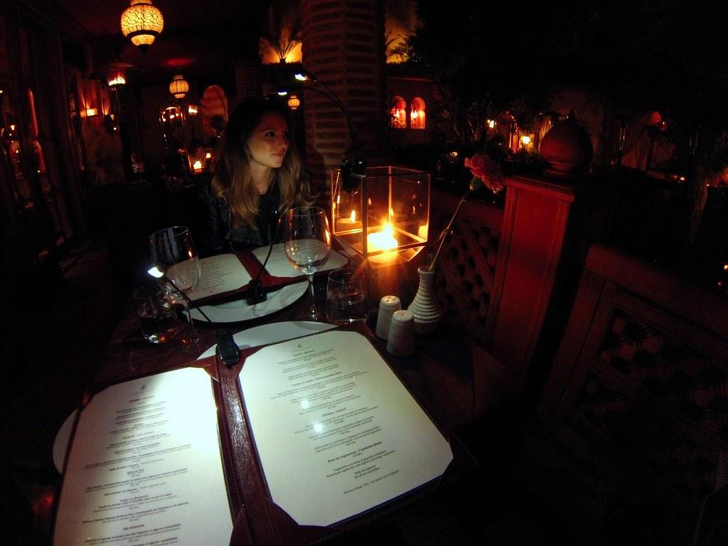 Las luces, el color, el ambiente y el servicio son perfectos en La Maison Arabe de Marrakech La Maison Arabe, experiencia mágica en Marrakech - 16188950409 1c00fce042 b - La Maison Arabe, experiencia mágica en Marrakech