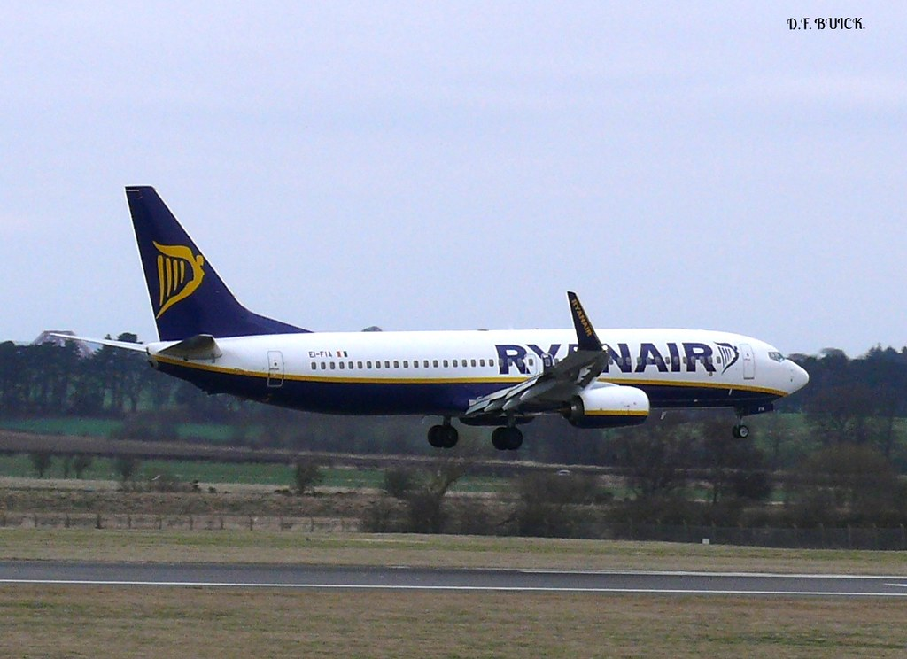 EI-FIA - B738 - Ryanair