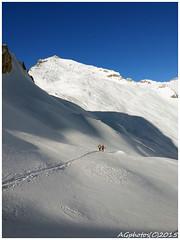 Scialpinismo in val Breguzzo