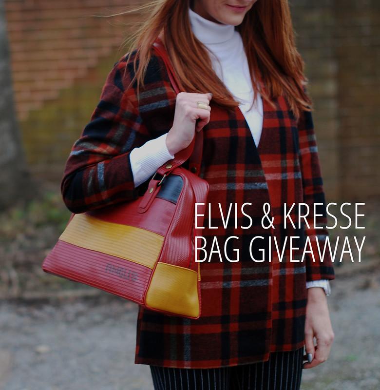 Elvis & Kresse bag giveaway