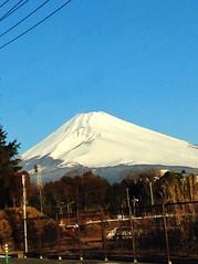 Mt.Fuji 富士山 2/2/2015