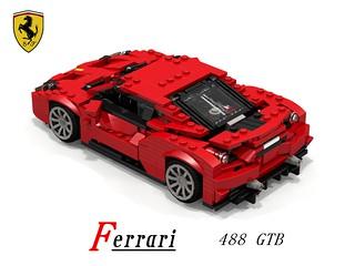 Ferrari 488 GTB (Geneva 2015)