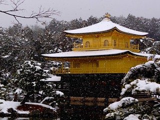 Kinkakuji - Winter60