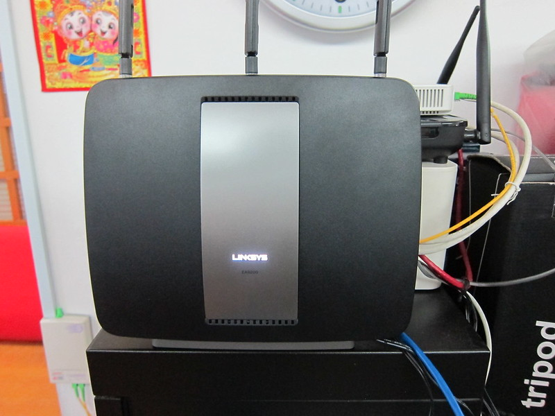 Linksys EA9200 Wireless AC3200 Tri-Band Smart Wi-Fi Router Review