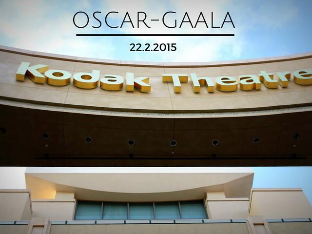 Oscar-gaala Kaikki Paketissa