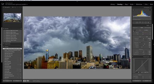 Storm Panorama - Stage 10