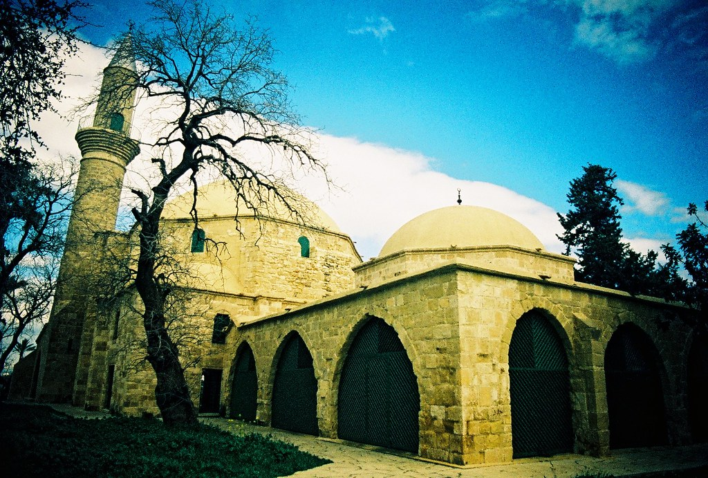 Sultan Tekke Moschee