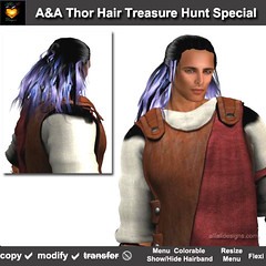 A&A Thor Hair Treasure Hunt Special-pic