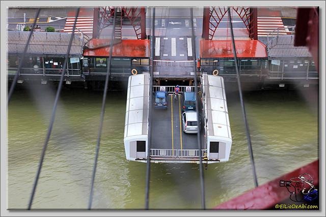 9 Puente Colgante de Vizcaya