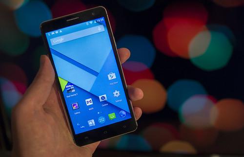 Mijue T100   Android išmanusis iš Kinijos iki 150 eurų