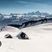 Mont Blanc by Patrick Ciebilski