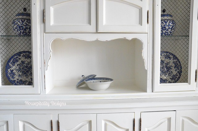 Country French Hutch-Housepitality Designs