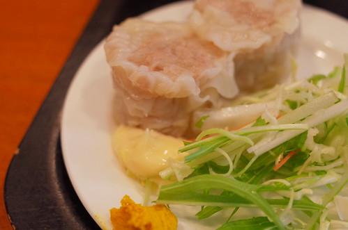 shao‐mai pork dumpling