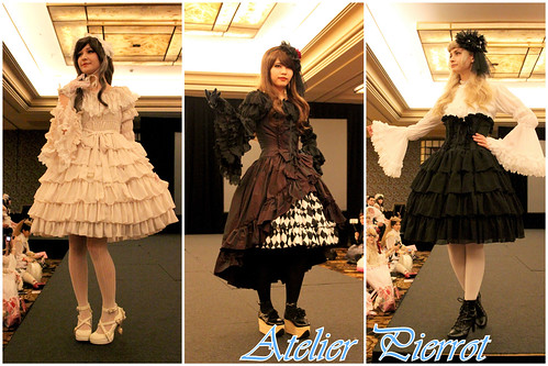 Fashion Show - Atelier Pierrot
