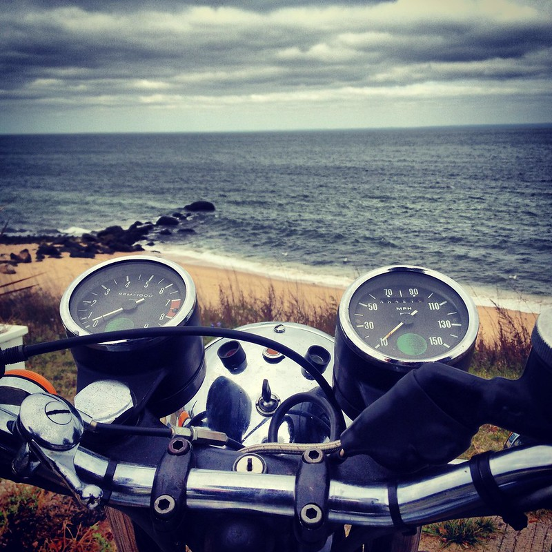 North Fork of Long Island moto