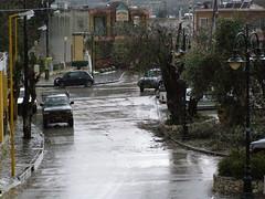 Το πέρασμα της πρώτης ανοιξιάτικης καταιγίδας πάνω από την Ψίνθο 2015