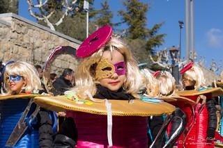 XVIII Carnaval Provincial de Cebreros 2015