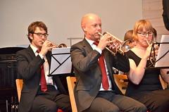 Gustav Stenseke, David Fredlund och Malin Arup