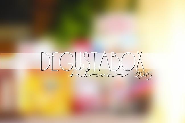 Degustabox Februar 2015