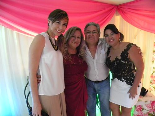 Larissa Gabriel, Albanita Dolzanis e Fávilla Dolzanis