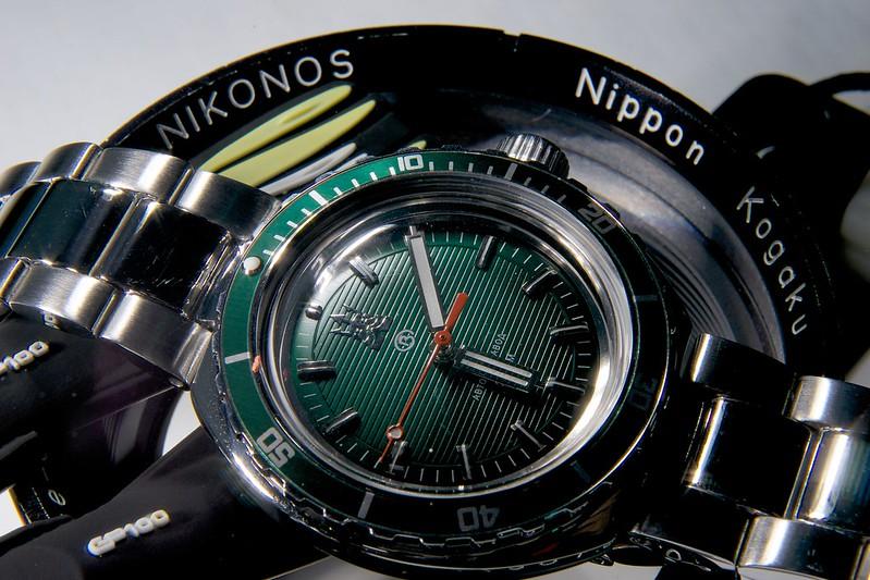 Quand une montre de plongée sert à son usage d'origine 16696817951_bf41b929d5_c