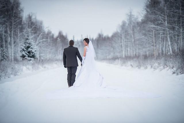 Safartica Lapland Wedding nature