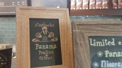 Starbucks.  Southend.  Panama.  4 Mar'15