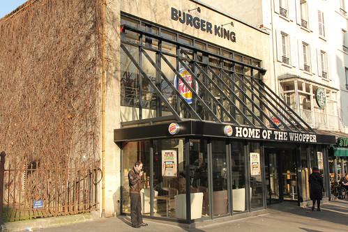 Burger King Paris Alésia (France)