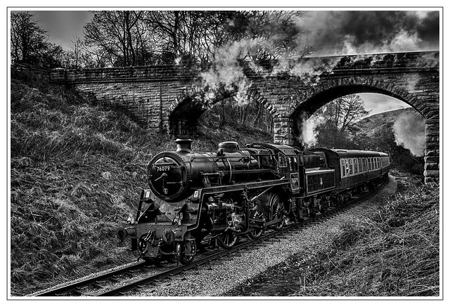 11104NSE Grosmont to Goathland on the NYMR