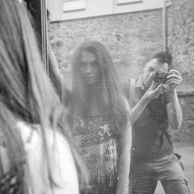 Leica Selfie