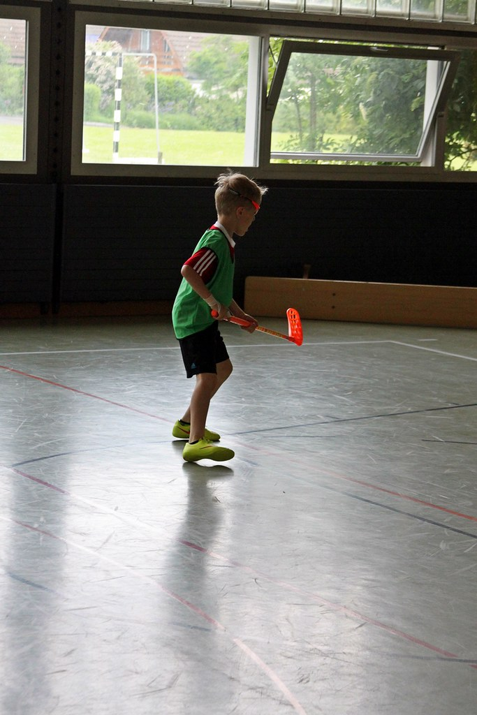 Training Unihockeyschule