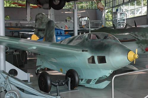 Messerschmitt Me-163B Komet