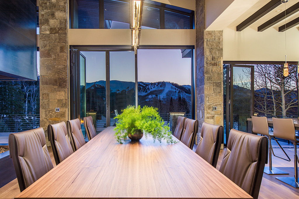 ... Gardner Group Luxury Home Creations, Park City, Utah | White Pine  Canyon Rd ...