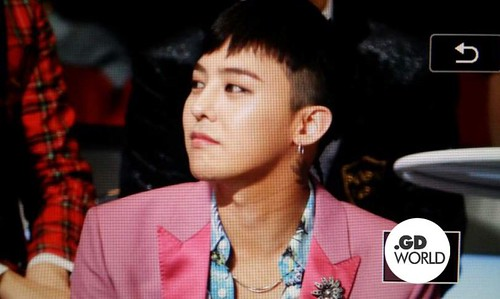 Big Bang - MAMA 2015 - 02dec2015 - GD World - 05