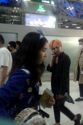 Big Bang - Thailand Airport - 13jul2015 - KangGirlz - 02