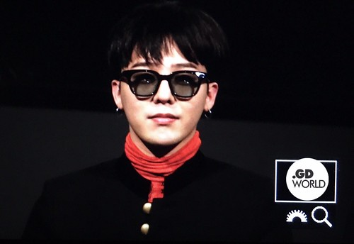 Big Bang - Movie Talk Event - 28jun2016 - GD World - 01