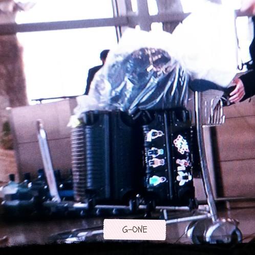 G-Dragon - Incheon Airport - 28jan2015 - G-One - 03