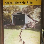 Union+Covered+Bridge+State+Historic+Site+Sign+%28Monroe+County%2C+Missouri%29